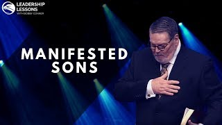 Bobby Conner's Leadership Lessons #16 - Manifested Sons