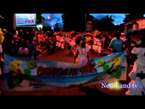 New Land tv PRESENTE le carnaval 2015 du Gosier en Guadeloupe