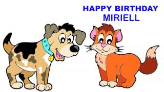 Miriell   Children & Infantiles - Happy Birthday