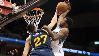 ТОП 5 КРАСИВЫХ БЛОКШОТОВ В NBA!