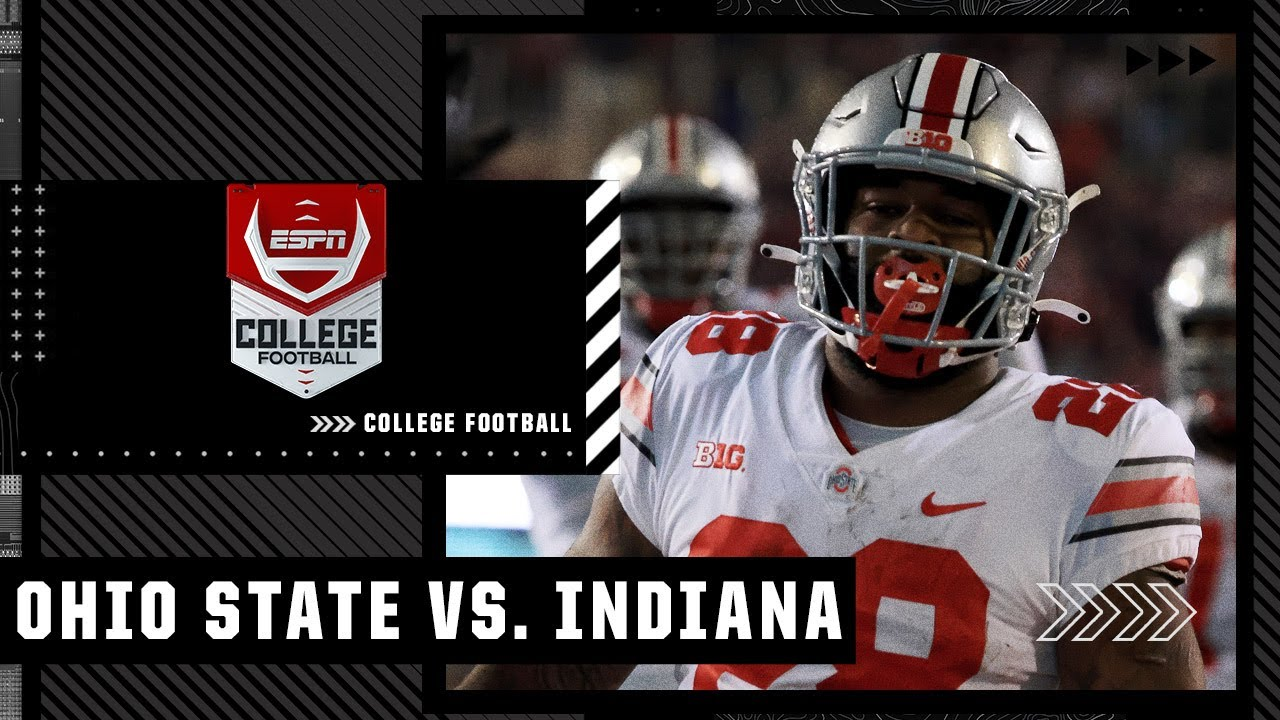 Updated ESPN Ohio State football game-by-game remaining ...