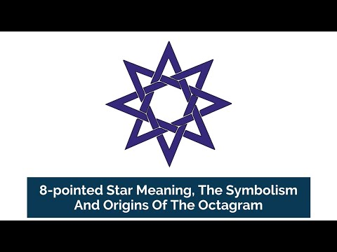 8 pointed Star Meaning, The Symbolism And Origins Of The Octagram