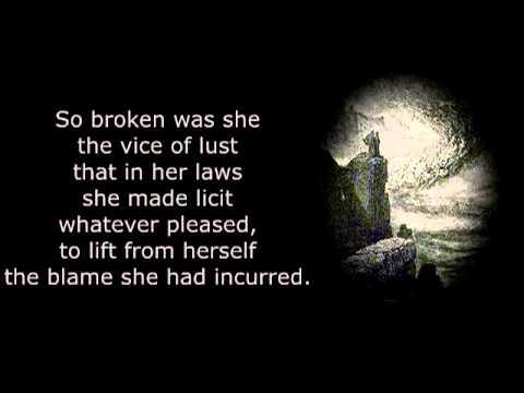 The Divine Comedy: Inferno Canto V