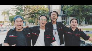 Sindentosca - Kepompong ( cover video )