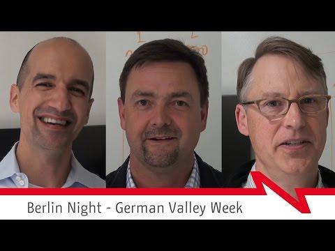 Berlin Night - German Valley Week 2015 in Palo Alto