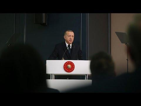 Erdoğan: Bedir'de, Selçuklu'da, Osmanlı'da şehitler verdik, bundan sonra da vermeye devam edeceğiz