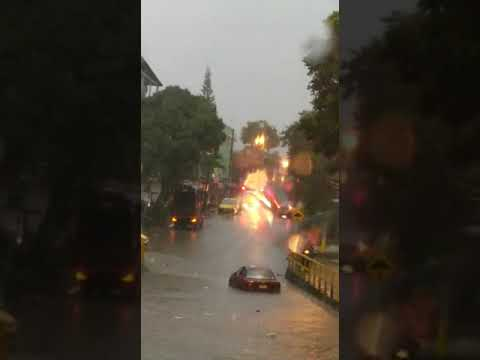 Inundación dejó al
