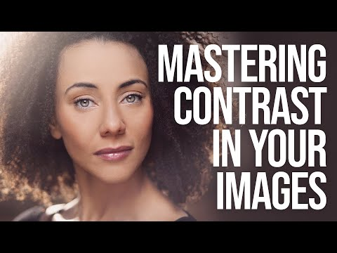 Mastering Contrast in your Images (Adobe Photoshop Tutorial)