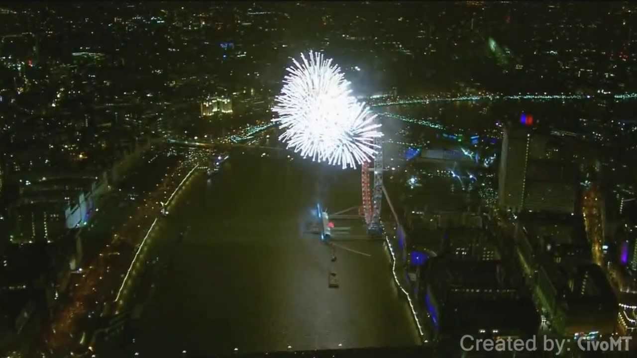 NEW YEAR Fireworks 2014 (Best OF)-CITY CENTERS - YouTube