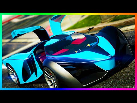 GTA 5 DLC NEW SECRET SUPER CARS FOUND IN FINANCE & FELONY - Grotti Prototipo, Pfister 811 & Seven70!