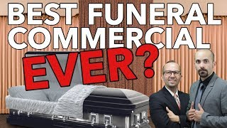 Best Funeral Commercial EVER?