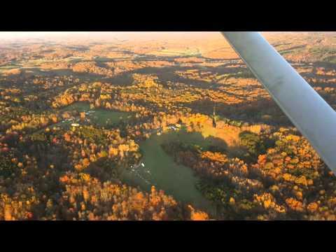 Hocking Hills area fall foliage 2015