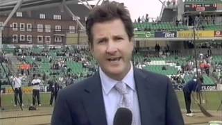 Channel 4 Cricket: Ashes 2005, Fifth Test, Day 5 Opening