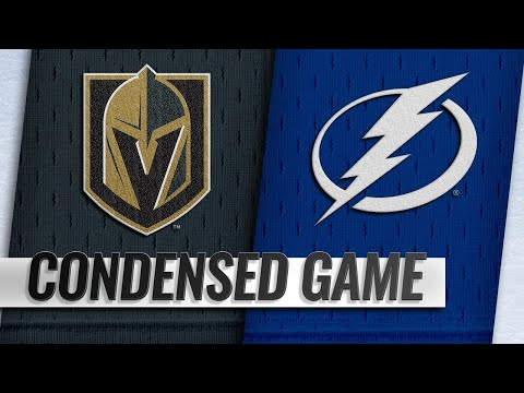 02/05/19 Condensed Game: Golden Knights @ Lightning