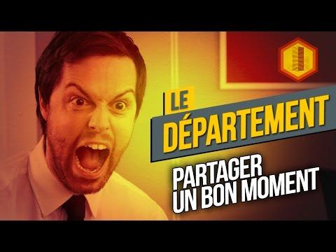 LE DÉPARTEMENT #11 Partager un bon moment