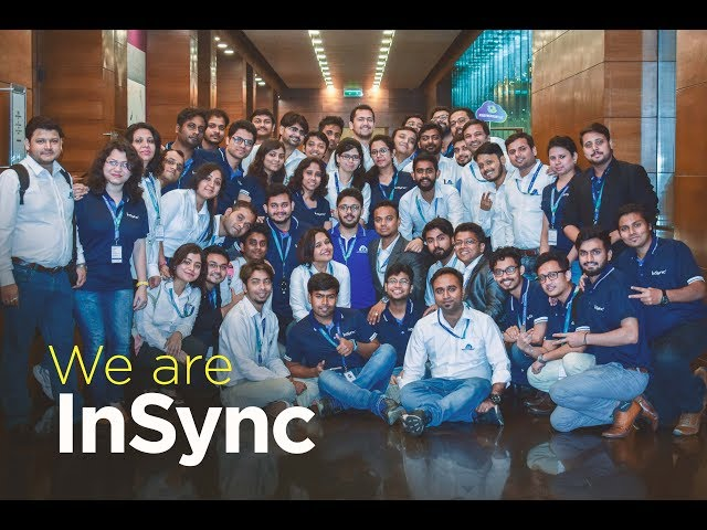We are InSync | Office Culture | Meet the Integration Superheroes