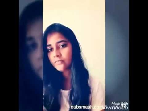 Katam rayudu dubsmash by andhra girl