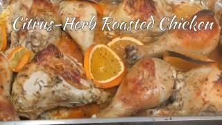 Citrus-Herb Roasted Chicken