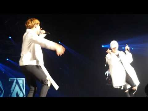 160806 BTS - Cypher Pt.3 (2) [화양연화 on stage: epilogue concert in Bangkok]