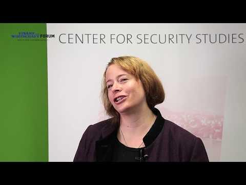 "FuW Forum ""Digital Security 2017"" - Dr. Dunn Cavelty, CSS ETH Zürich"