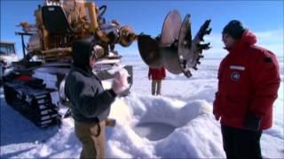 видео Подводный мир Антарктиды