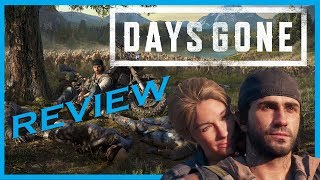 Days Gone Review PS4 Exclusive (Video Game Video Review)