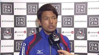 2017年12月2日(土)に行われた明治安田生命J1リーグ 第34節 甲府vs仙...