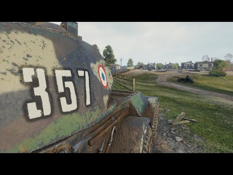 3-5-7 Matchmaking BTW. - World of Tanks - Hotchkiss EBR thumbnail
