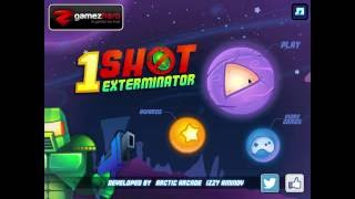 1 Shot Exterminator Walkthrough