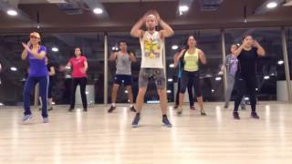 WARM UP - Roll The Bass- Major Lazer (Para clases dirigidas)