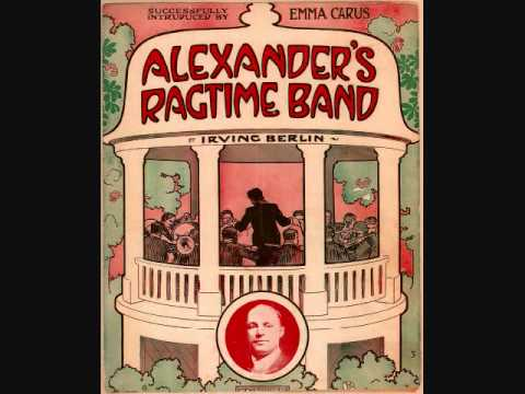 Prince's Orchestra - Alexander's Ragtime Band (1912)