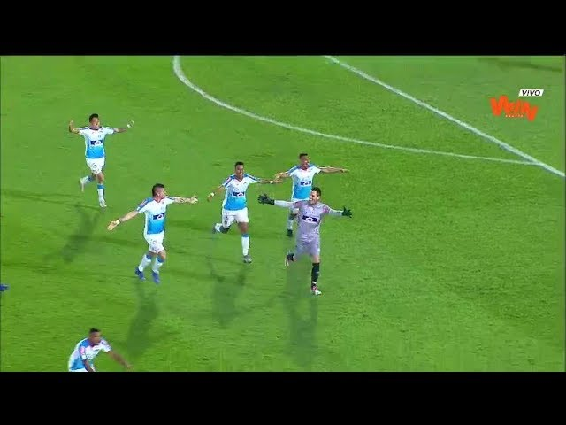 Pasto vs. Junior (5-4) Penaltis | Liga Aguila 2019-I | Final vuelta