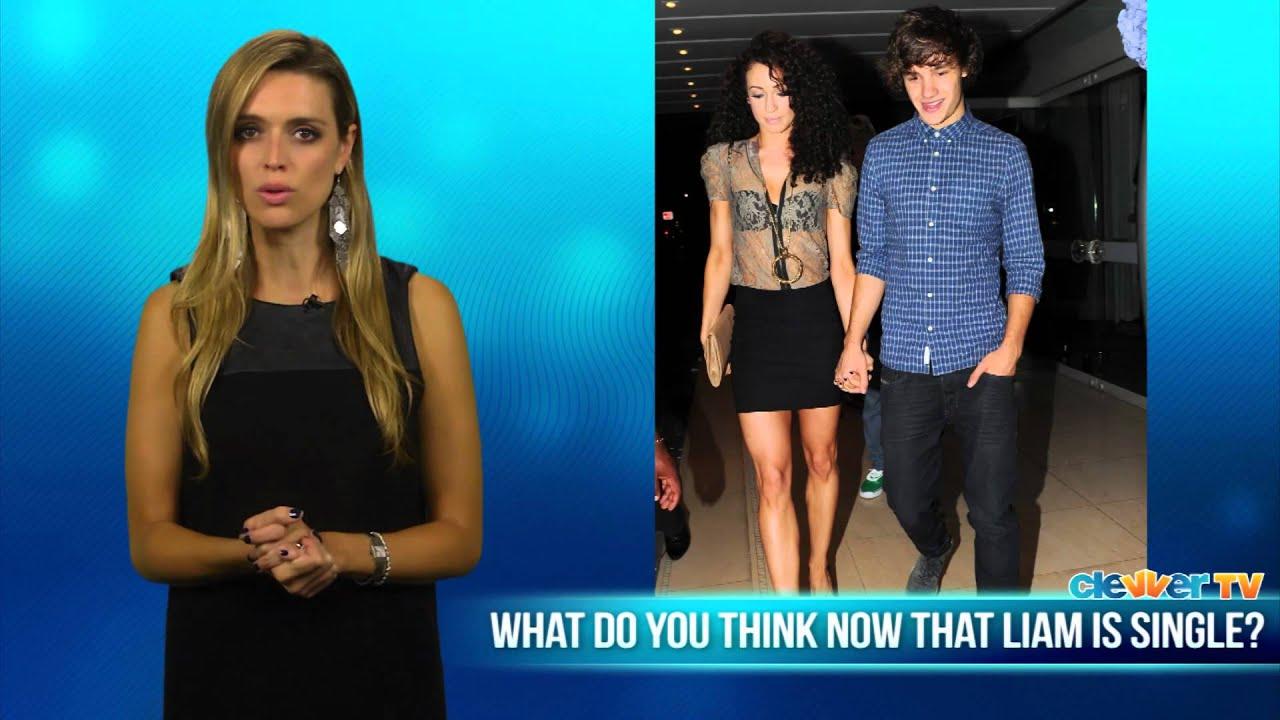 Liam Payne & Danielle Peazer Split Up? - YouTube