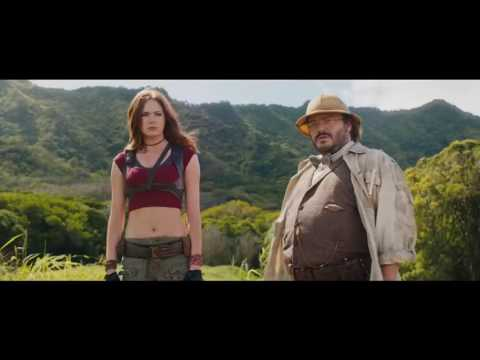 Download Jumanji 2  Welcome to the Jungle Official Trailer #1 2017 Dwayne Johnson, Kevin Hart Movie HD   YouT