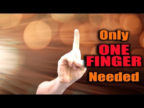 10 Classic Riffs! Only One Finger Needed! Linkin Park, Nirvana, Coldplay, Smashing Pumpkins
