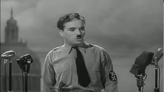 Le Dictateur Discours de Charlie Chaplin HD