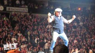 AC/DC • Rock N Roll Train • Dallas • Texas • 2009 • PIT POV HD