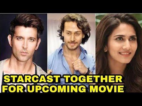 Hrithik roshan tiger shroff together for upcoming movie, Tiger shroff starts preparation for film