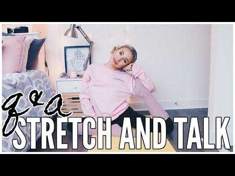 How I Met My Boyfriend   STRETCH & TALK