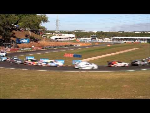 V8 Supercars in Darwin