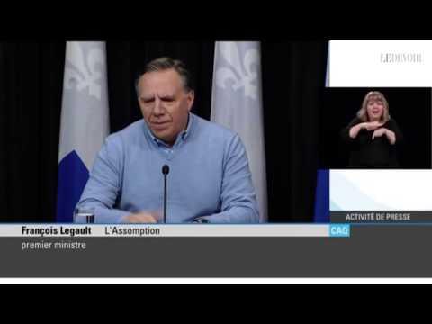 Coronavirus: le point sur la pandémie de COVID-19 au Québec | Dimanche 22 mars