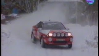 International Swedish Rally 1992