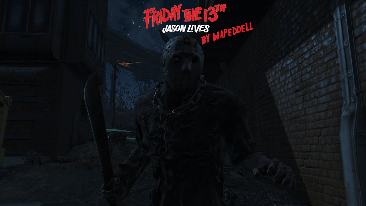 friday the 13th mods