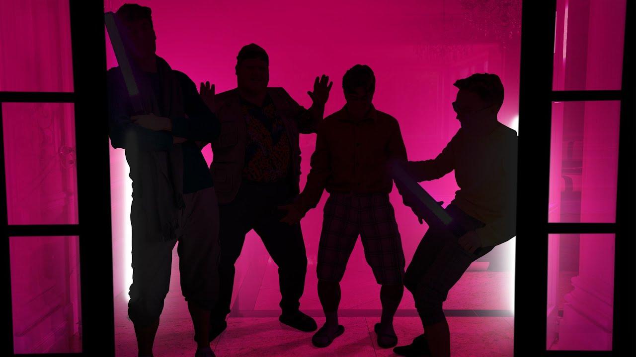 TEAM X - ADIOS (Official Music Video Parodia)