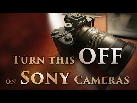 Turn this setting OFF on your SONY Cameras - Under exposing on Sony cameras