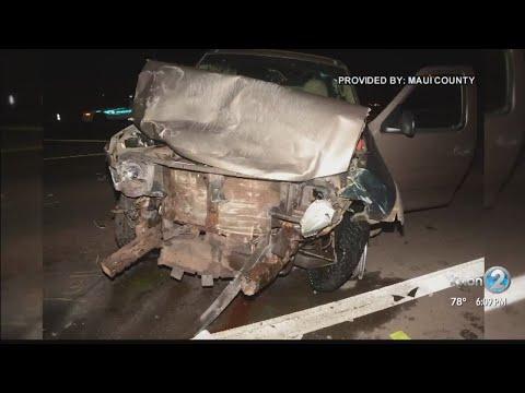 Maui man sentenced to prison for 2015 crash that killed two