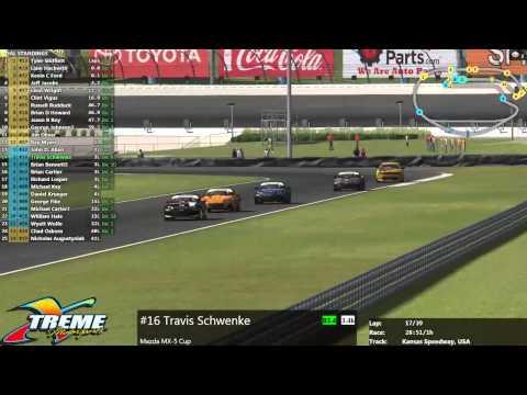 XtremeMotorsports | S2 Wk 5 | Kansas | Broadcast Replay