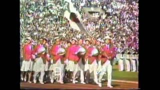 東京オリンピック開会式     (1964年)