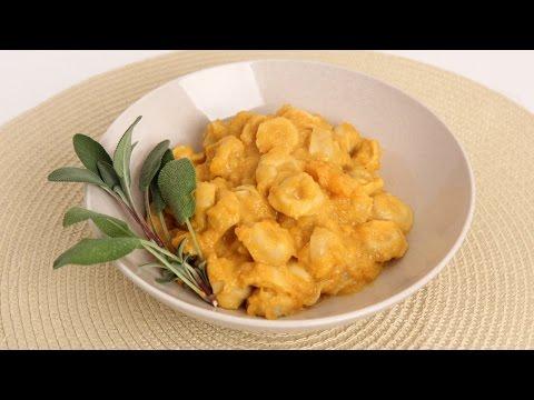 Creamy Tortellini With Butternut Squash Recipe - Laura Vitale - Laura In The Kitchen Episode 827