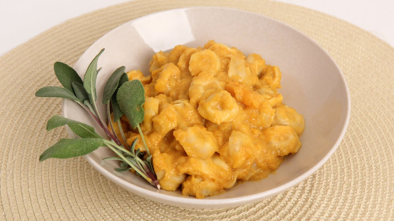 Creamy Tortellini with Butternut Squash Recipe